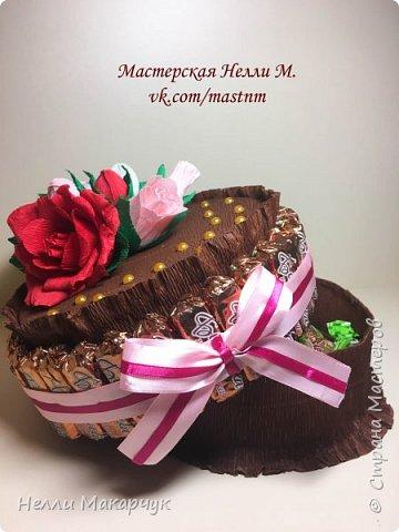 Торт-сюрприз для девушки:) фото 3