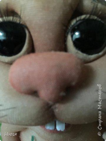 Здравствуйте!!!!!! Вот и я не отстаю от Вас. По МК Елены Лаврентьевой: https://www.youtube.com/watch?v=ZR6ZRY_H43M, сообразила и себе хомяка.  фото 3