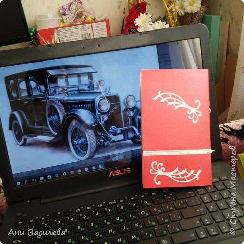"открытка  "" алые маки"" фото 3"