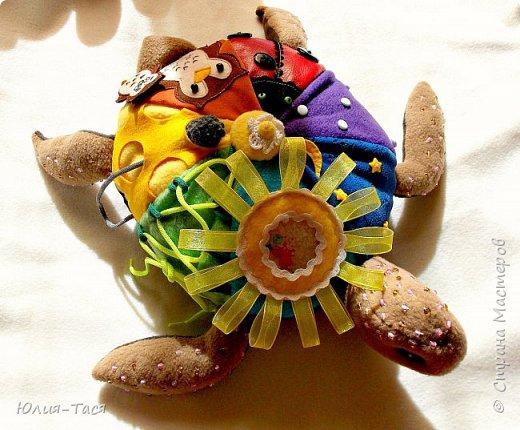 "Мини-искалочка ""солнышко"". Дополнение к развивающей черепахе фото 2"