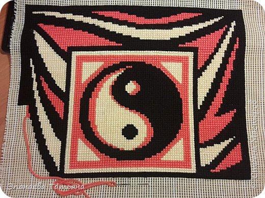 """Набор для вышивания бисером """"Дикие маки -3"""" от Абрис Арт, размер 23,5*43,5. Так выглядел набор, когда я его открыла, 26 мая 2016 г. фото 6"""
