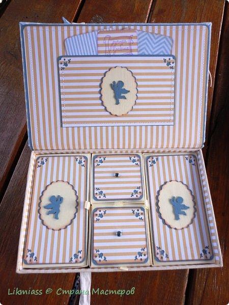 """мальчиковая коробочка для сокровищ. Вот честно скажу, что название """"Мамины сокровища"""" мне не нравится, но зато сразу понятно о чем речь.   фото 5"""