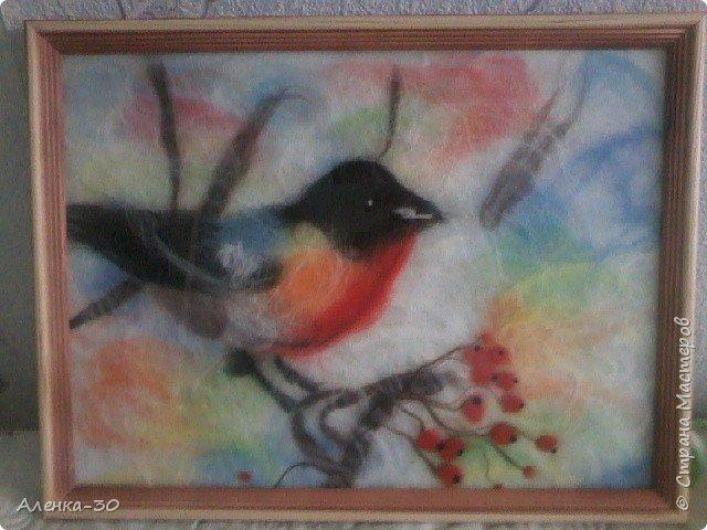 Картина сделана заведующей нашего детского сада
