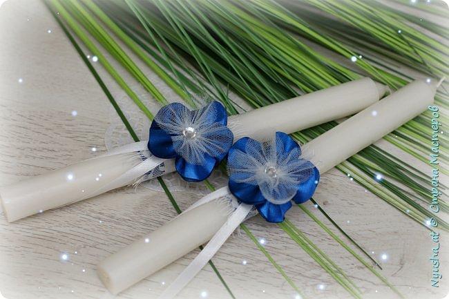 Семейный очаг в синем цвете фото 3