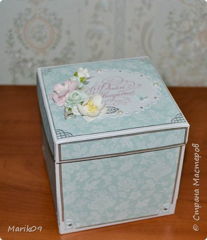 Свадебная коробочка. фото 4