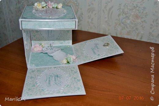 Свадебная коробочка. фото 2