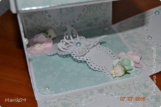 Свадебная коробочка. фото 3