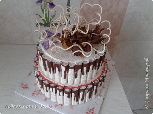 Разные-разные тортики. фото 6