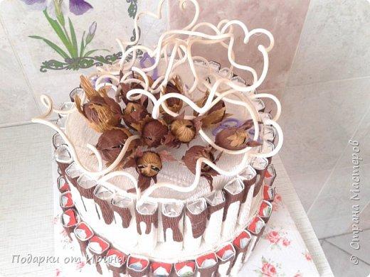 Разные-разные тортики. фото 7
