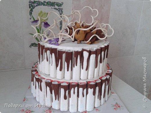 Разные-разные тортики. фото 9