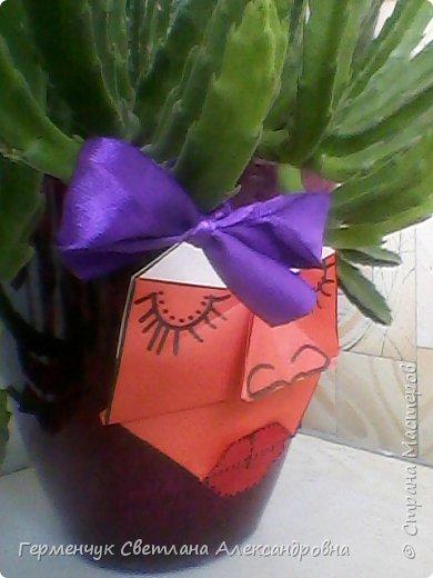 Украшение цветка фото 2