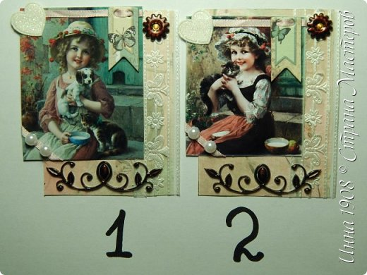 Карточка №1 -  Iren.Les Карточка №2 - занята