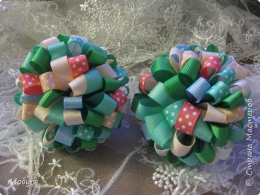 Бантики из репса для моих модниц.... фото 5