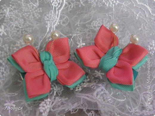Бантики из репса для моих модниц.... фото 7