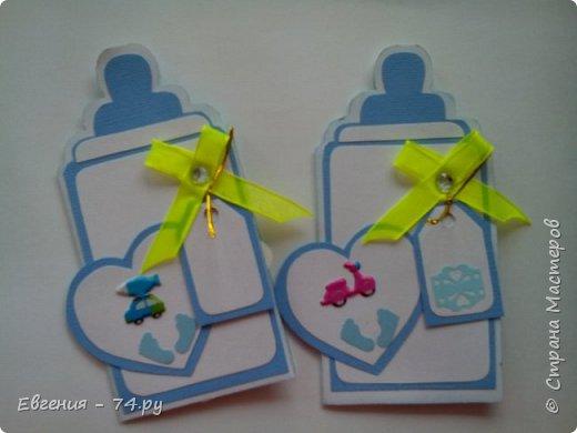 По МК Прасковьи-Евгении http://stranamasterov.ru/node/1041618 сотворила подарочки для малышей... фото 4