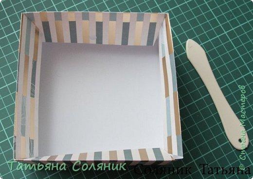 Сделалась недавно такая вот коробочка с розами. Многие спрашивали мк и коробочки и розочек. Делюсь и тем и тем.  фото 5