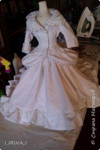 наряды для кукол фото 8