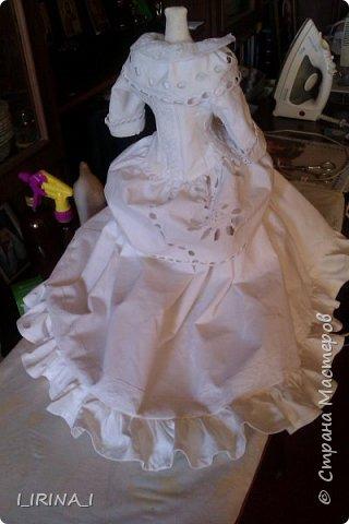 наряды для кукол фото 9