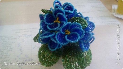 мои первые цветочки)) сделано в подарок воспитателям фото 3