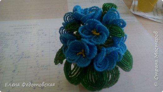 мои первые цветочки)) сделано в подарок воспитателям фото 6