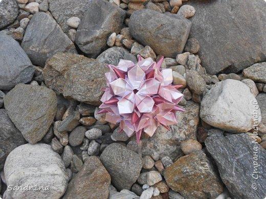 Кусудама Флорамия  фото 6