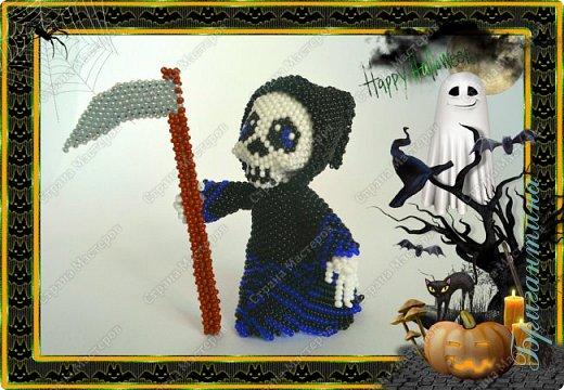 Бисер. Хэллоуин! фото 1
