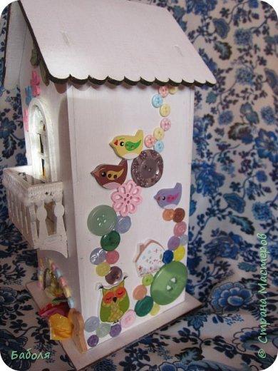 Домик для конфет фото 2