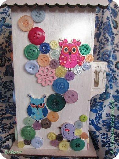 Домик для конфет фото 5