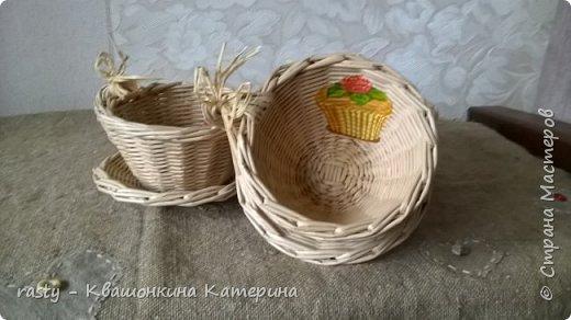 Плетеный мешок под лук по мотивам работы Елены Чермаревой :   https://vk.com/newspaper_weaving?w=wall-12159416_467789_r467908%2Fall фото 8