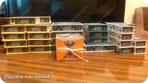 Мой мегапроект ко Дню Учителя! 14 коробочек на 6 штучек 22 коробочки на 12 штучек. 5 коробочек на 27 штук. фото 23