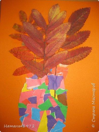 Осенние букеты фото 5