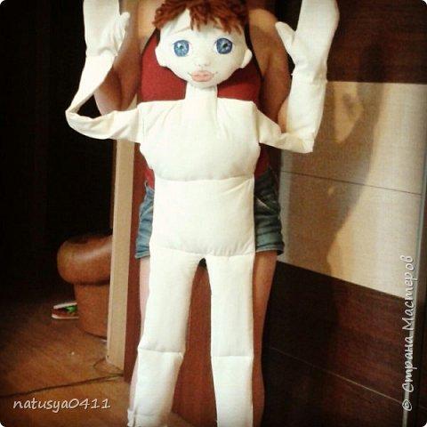 Ростовая кукла для школьного спектакля
