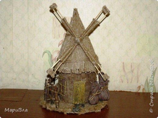 """Набралось у меня немного фото шпагатных поделок, своих и выполненных воспитанниками Пора, пожалуй, похвастаться работами ))).  Это моя куколка """"Мать и дитя"""", сделана для городской выставки """"Сохраняя народные традиции"""". фото 15"""