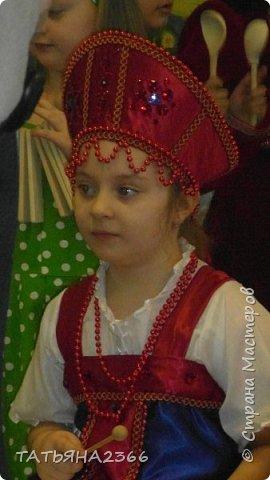"""Внучка в классе была """" Осенью"""". Нужно было сделать корону. Такая корона у меня получилась. Ребенка на тот момент не было , пришлось примерить на муже. фото 8"""