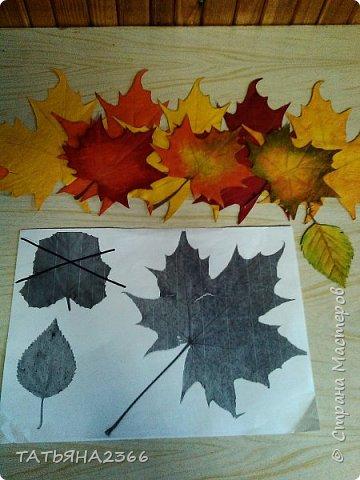 """Внучка в классе была """" Осенью"""". Нужно было сделать корону. Такая корона у меня получилась. Ребенка на тот момент не было , пришлось примерить на муже. фото 3"""