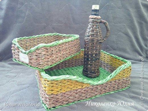 Плетеная корзинка для специй и пряных трав очень удобная и нужная вещица на кухне. Прочная, легкая, удобная и довольно вместительная корзинка для кухни поможет держать в порядке пакетики со специями и пряными травами. фото 6