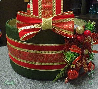 корзинка новогодняя фото 3