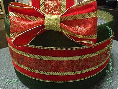 корзинка новогодняя фото 6
