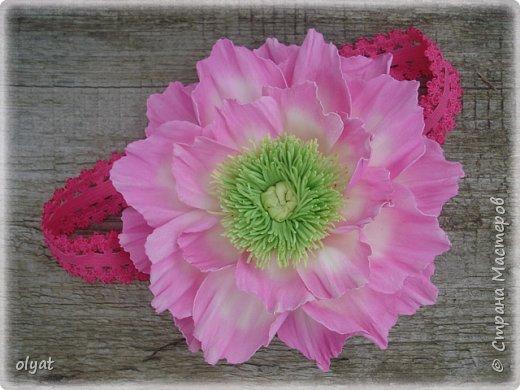 Добрый день! Вот и мои новые цветочки. Кашпо с цветочками на стену (дельфиниум, альстромерии, аквилегии и ромашки). фото 5
