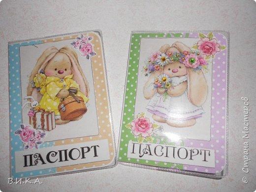 Обложки для паспорта фото 1