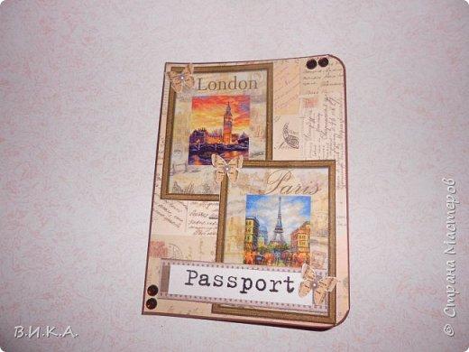 Обложки для паспорта фото 3