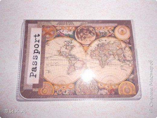 Обложки для паспорта фото 4
