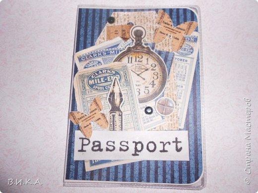 Обложки для паспорта фото 5