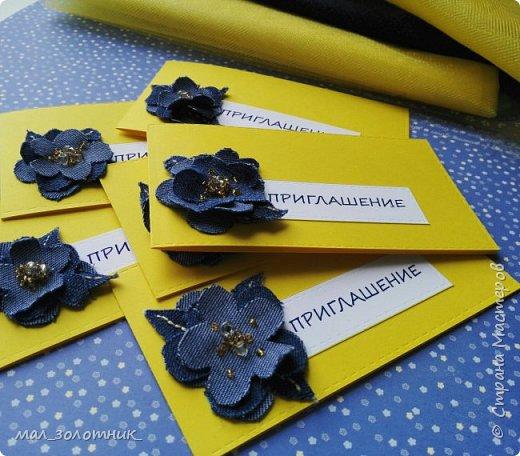 Привет, Страна!!! В прошлом году день рождения дочки отмечали в оранжевом цвете http://stranamasterov.ru/node/902165 , а пятилетие отметили в сине-желтой цветовой гамме.Хочу показать вам то, что у меня получилось подготовить)) фото 1