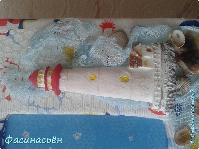 Эту фоторамку сделала в подарок мальчику Вите,который родился в одно утро с моим сыночком,на 2часа раньше и лежали мы в одной палате. фото 2