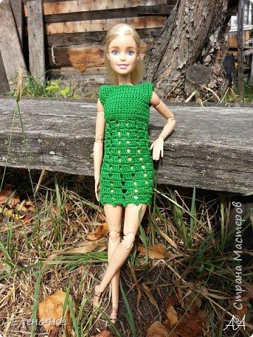 Последний летний месяц - август... Жара, термометр показывает +34 по Цельсию... Просто невозможно обойтись без нового летнего платья ;) фото 1
