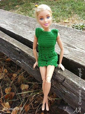Последний летний месяц - август... Жара, термометр показывает +34 по Цельсию... Просто невозможно обойтись без нового летнего платья ;) фото 4