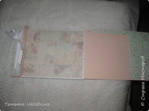 Альбомы, сделанные по мастер-классам из интернета. фото 8
