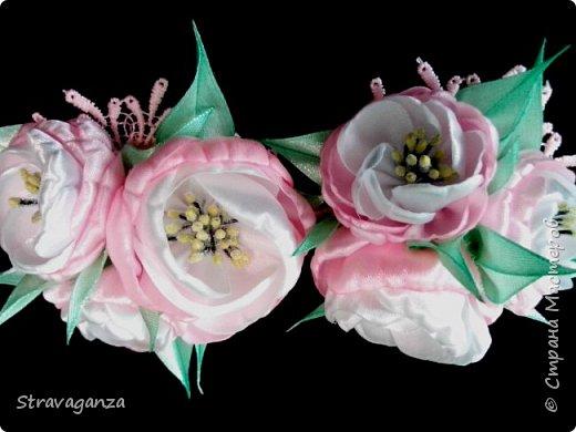 """Всем добрый день! Снова хочу поделиться новыми изделиями. И снова меня вдохновляет Татьяна Скрябина. Очень красивые бабочки """"Аметист"""". Я делала на заказ в разных цветах, в любом варианте смотрятся просто чудесно, но мой любимый цвет все же фиолетовый. фото 6"""