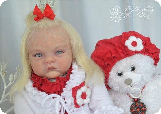 """Здравствуйте,девочки-мастерицы! Вот и """"родились"""" у меня новенькие куклята, братик и сестрёнка Тимофей и Таисия. Крупные детки, по 67 см, вес 2,5 кг. фото 22"""